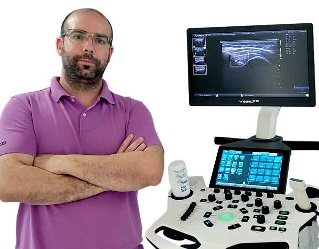 Juan José Sánchez Fisioterapeuta de la Clínica de Fisioterapia y Osteopatía en Almería